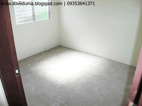 Dumaguete house for sale view of master's bed room - Del Pilar image