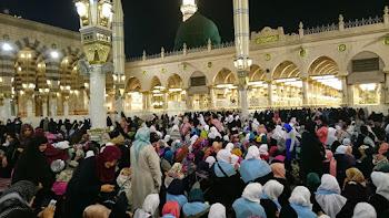 Raudhah Masjid Nabawi