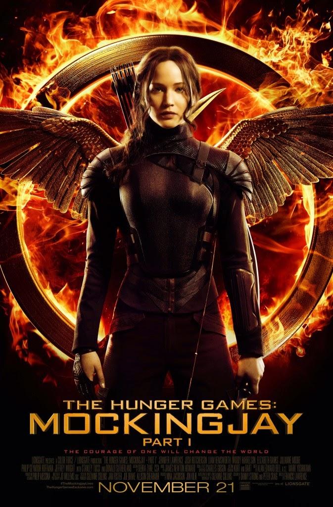 The Hunger Games: Επανάσταση - Μέρος I (Mockingjay Part 1) Poster