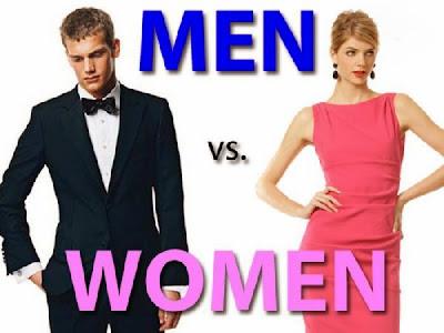 Dez homens e uma mulher