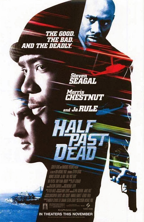 Poster Of Half Past Dead (2002) Full Movie Hindi Dubbed Free Download Watch Online At Alldownloads4u.Com
