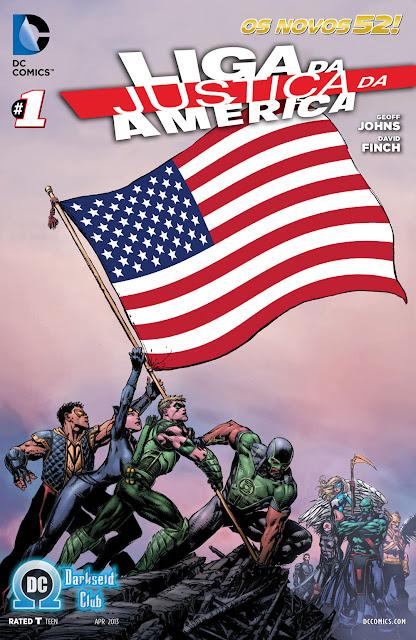 Liga da Justiça da América (Os Novos 52)