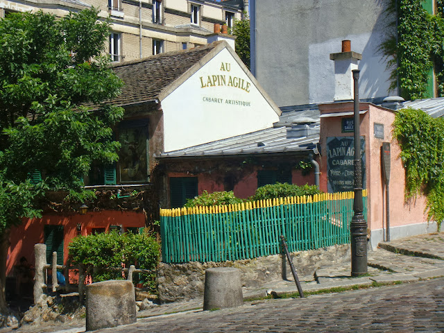 Lapin Agile, Montmartre, París, Elisa N, Blog de Viajes, Lifestyle, Travel