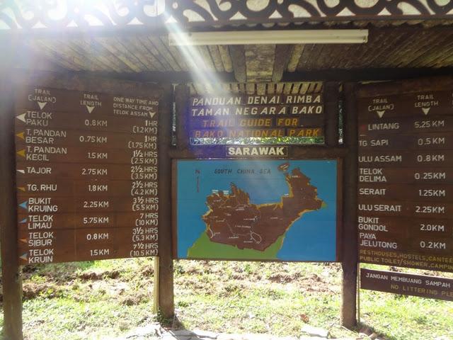 Taman-Negara-Bako-National-Park