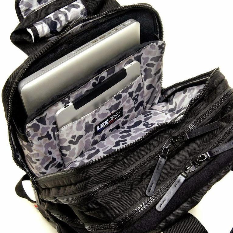 # LEXDRAY一應具全:被海外線上雜誌票選為最實用的背包品牌 7