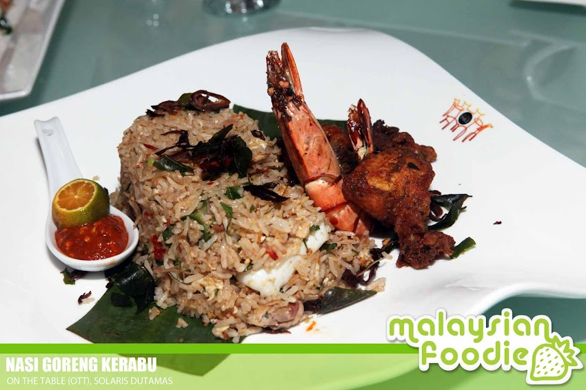 RAMADHAN DELIGHTS AT ON THE TABLE,  SOLARIS DUTAMAS