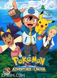 Bảo Bối Thần Kỳ 16 - Pokemon Season 16 (2012) Poster