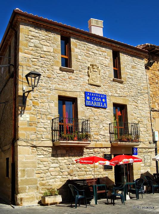 Albergue de peregrinos Casa Mariela, Torres del Río, Navarra :: Albergues del Camino de Santiago