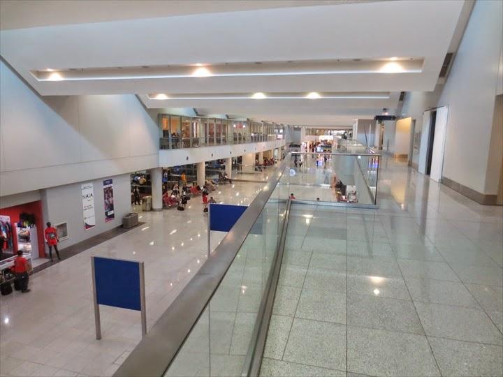 マニラ・ターミナル3のプライオリティパスラウンジ(1)