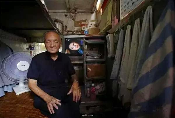 wu153 Cận cảnh cuộc sống người nghèo ở Hong Kong