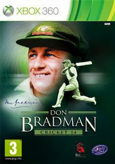 Don Bradman Cricket   XBOX 360
