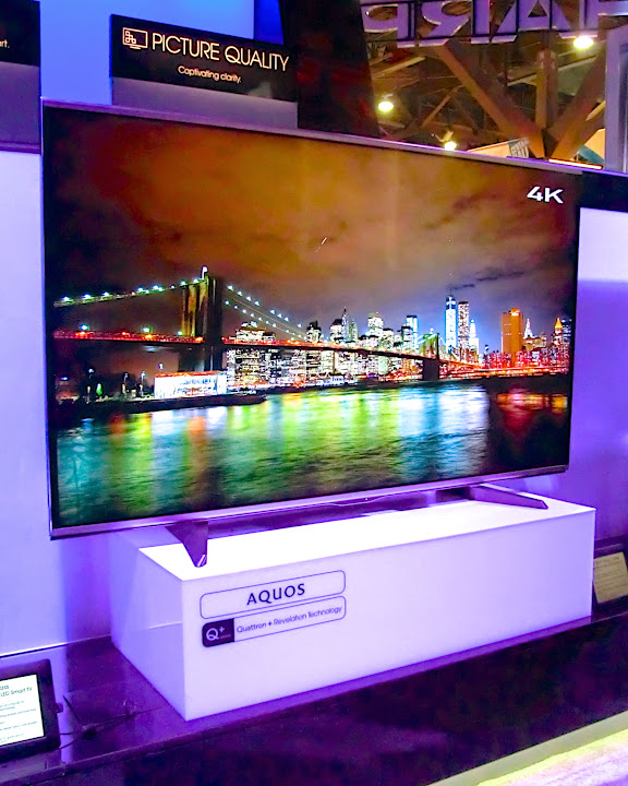 sharp tv canada. sharp electronics canada is pulling the plug on it\u0027s consumer retail sales for aquos lcd-tvs in canada. tv t