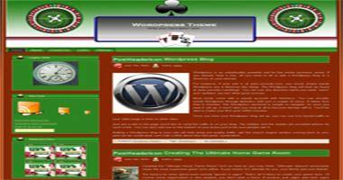Casino Wordpress Theme