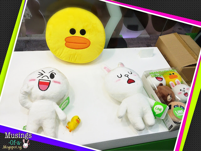Sally, Moon, Cony, Brown Plush Toys