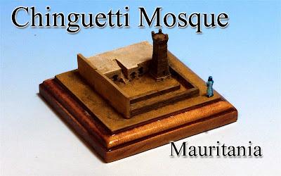 Chinguetti Mosque ‐Mauritania‐