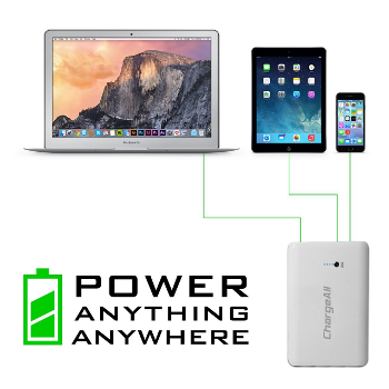 Surface Pro 3 Accessories, portable charger, ChargeTech