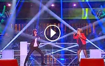 Tiago Garrinhas e Gabriela Pina PARTEM TUDO na batalha mais épica do The Voice Portugal!!