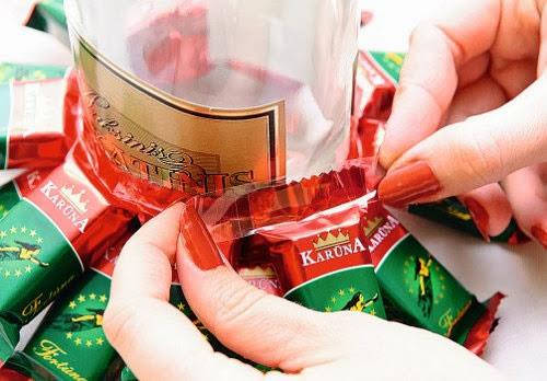 Cole os chocolates