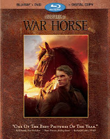 war horse, movie,dvd, bluray,combo, box art, image, cover