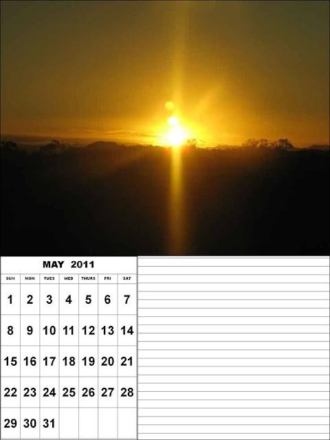 printable 2011 calendar may. Printable May 2011 Calendar