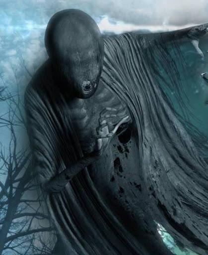 Dementors Harry Potter