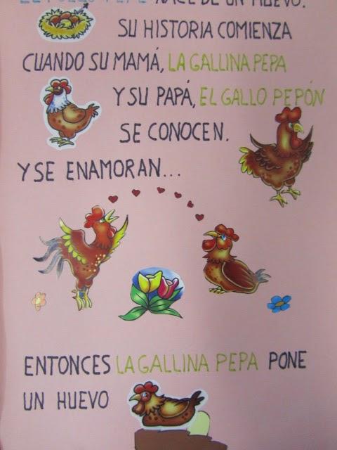Mi Aula De Infantil Proyecto Pollo Pepe