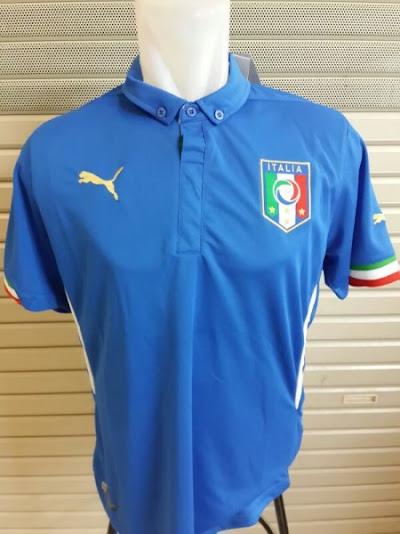 Jual Jersey Italia  Piala Dunia 2014