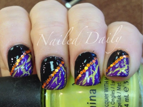 Day 276 - Halloween Crackle