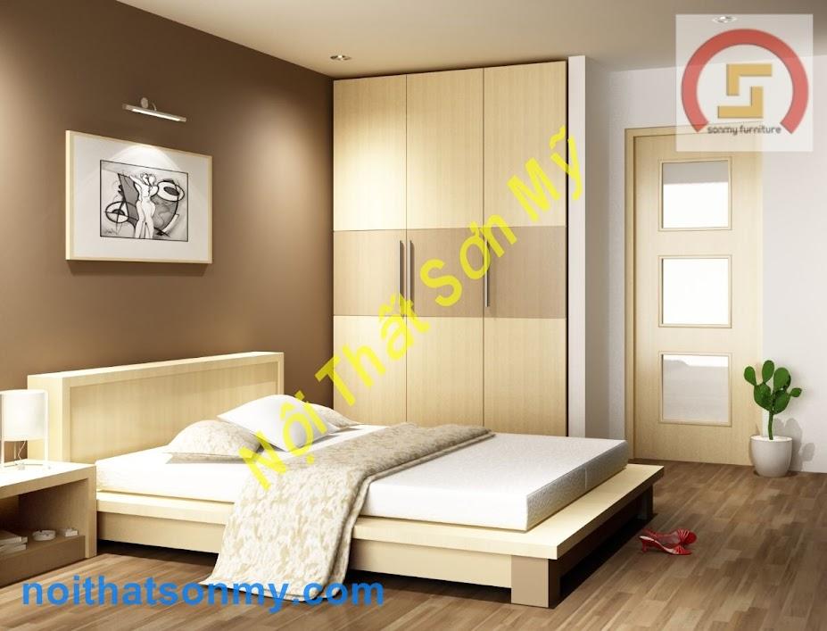 Mẫu thiết kế nội thất phòng ngủ