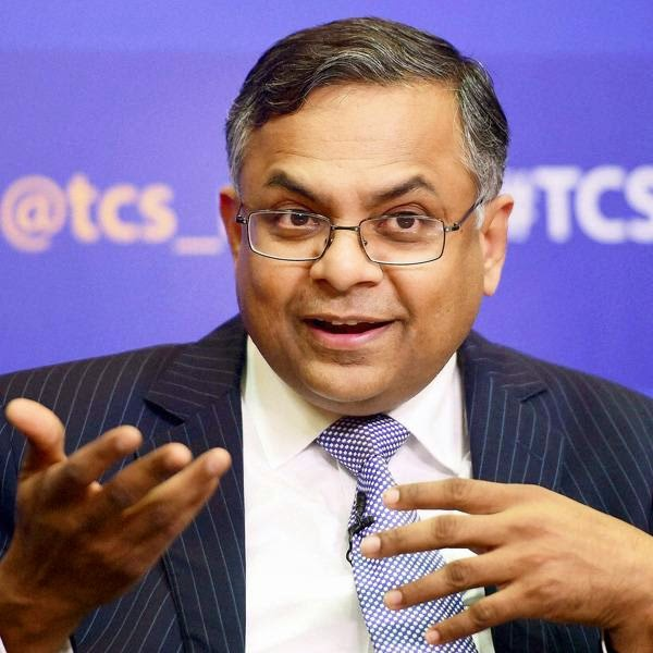 Outsourcing giant Tata Consultancy Services (TCS) crossed the Rs 5 lakh crore mark in market capitalization on Wednesday, becoming the second most valuable IT services company in the world ahead of Ireland's Accenture but behind US's IBM.