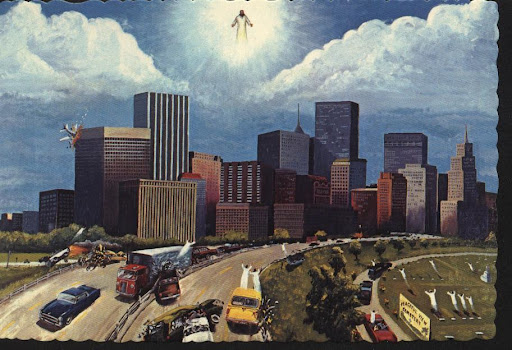 Jesus Actually Coming Soon Image