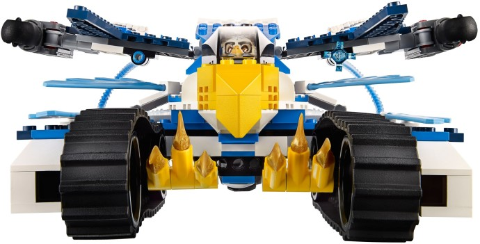 レゴ チーマ エキラのウルトラ・ストライカー 70013