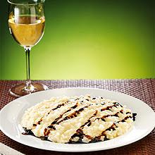 Risotto parmigiano e Balsamico