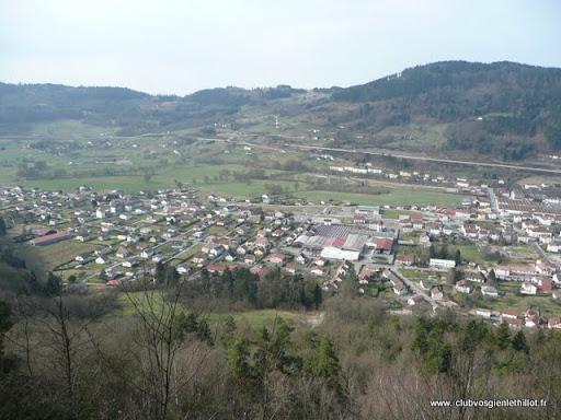 RUPT SUR MOSELLE - La croix de Parrier 037.Vue%252520sur%252520Rupt-sur-Moselle