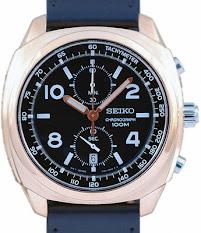 Seiko Chronograph Seiko : SSC015