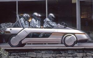 Italdesign Machimoto (1986)
