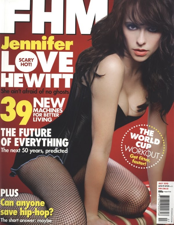 Jennifer Love Hewitt makes her case in FHM:celebrities,Best,lingerie0