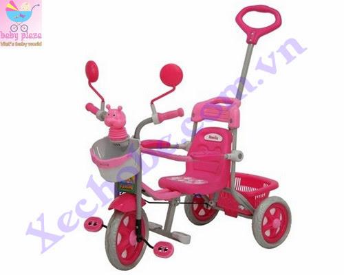 Xe đạp đẩy trẻ em 3 bánh F-713