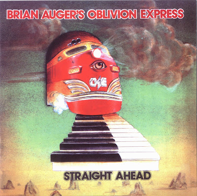 Brian Auger's Oblivion Express ~ 1974 ~ Straight Ahead