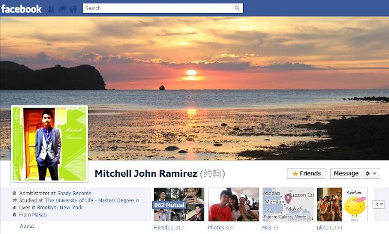Mitchell John Ramirez