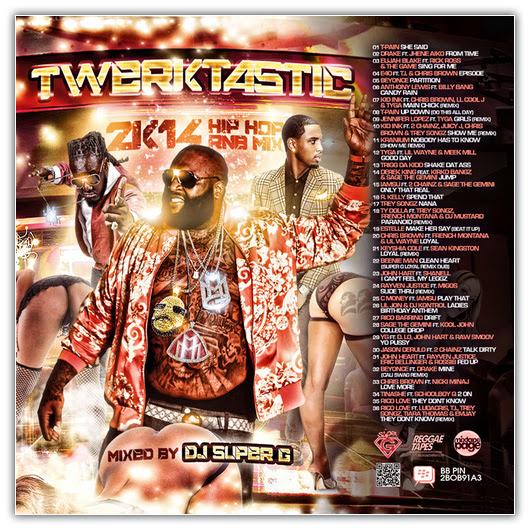 1 VA Twerktastic 2k14 Rnb & Hip Hop Mix (13 03 2014)