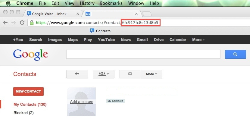 Google Voice Contacts (as we know it) GONE. Please UNDO this ...
