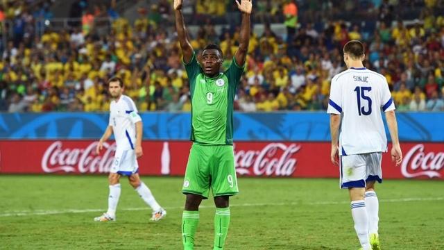 SoccerNet Nigeria: Emenike