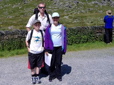 Dave, Liam & Raven Allam