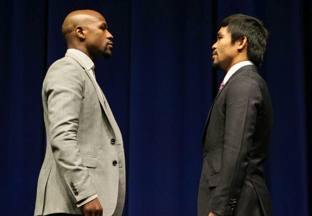 mayweather-pacquiao faceoff 20150312