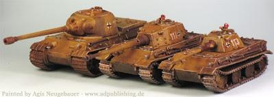 Heer46 tanks
