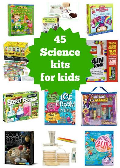 Homeschooling Sciences Kits