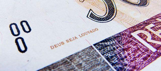 Eliminar a Dios de la moneda de Brasil