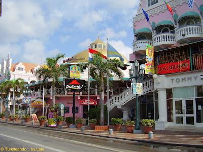 compras en Oranjestad Aruba