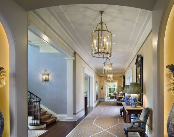 The enchanted home for Beautiful foyer lighting